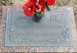 Shirley Sue <I>Alsobrook</I> Patton