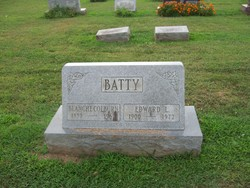 Blanche <I>Colburn</I> Batty