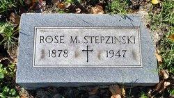 Rose M. Stepzinski