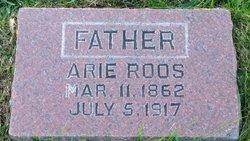 """Arie """"Arjen"""" Roos"""