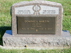 "Dominic L. ""Dee"" Martin"