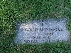 Edward M Demore