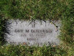 Guy M DeNardo