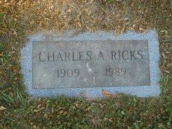 Charles A Ricks