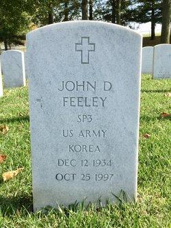 John D Feeley