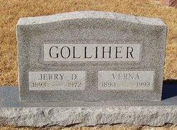 Jerry Dillard Golliher