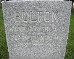Wade Hinton Fulton