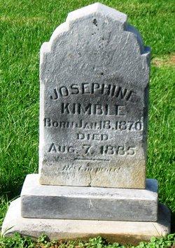 "Josephine ""Kimble"" Koempel"
