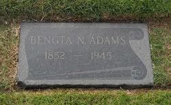 Bengta Nelson <I>Froyd</I> Adams