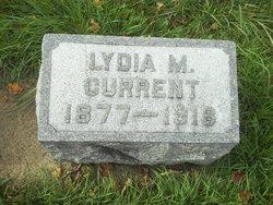Lydia Margaret <I>McFarland</I> Current