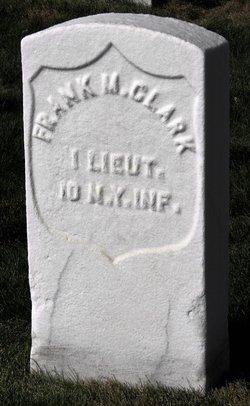 1LT Frank M Clark