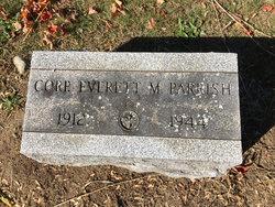 Corp Everett M Parrish