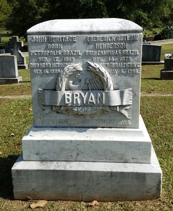 Frederick Outlaw Henderson Bryan