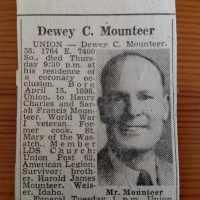 Dewey Mounteer