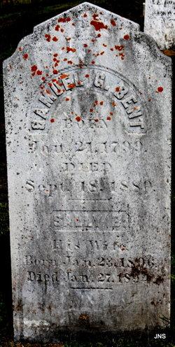 Samuel G. Bent