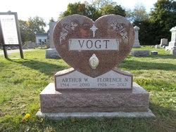 Arthur W Vogt
