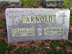 Lance Gerald Arnold