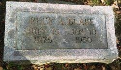 Recy Albert Blake