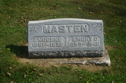 Mary Emogene <I>Mendenhall</I> Masten