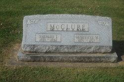 Genevieve M McClure