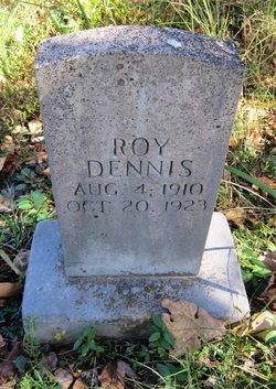 Roy Sherman Dennis
