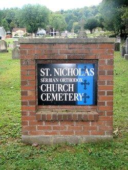 Old Saint Nicholas Serbian Orthodox Cemetery