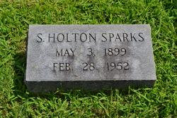 S Holton Sparks