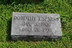 Dorothy T Sparks