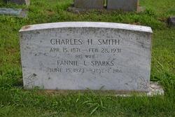 Fannie L <I>Sparks</I> Smith