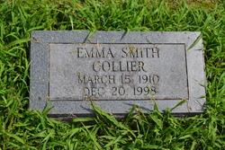 Emma <I>Smith</I> Collier