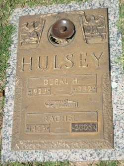 Rachel independence mays hulsey 1923 2006 find a grave Terry davis homes tulsa