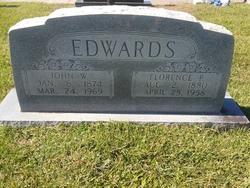 John Wesley Edwards