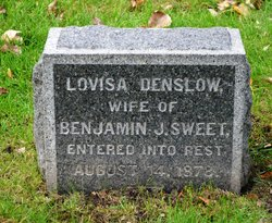 "Lovisa Loveland ""Lovena"" <I>Denslow</I> Sweet"