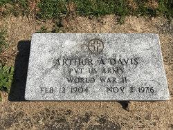 Arthur A. Davis