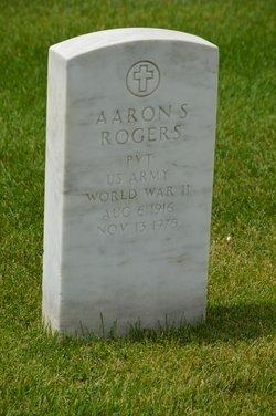 Aaron S Rogers
