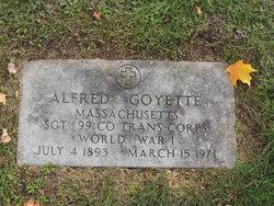Alfred J. Goyette