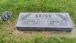 Clifford Edwin Brink