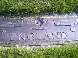 Mary R England