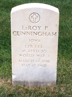 Le Roy P Cunningham