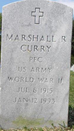 Marshall R Curry