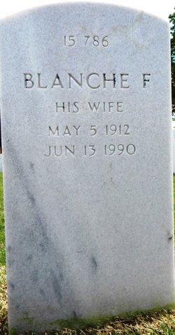 Blanche F DeLong