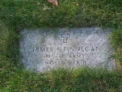 James F Finnegan