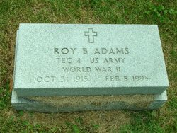 Roy Brooks Adams