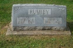 Clemons J Rumley
