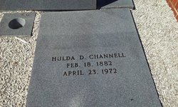 Hulda <I>Douglas</I> Channell