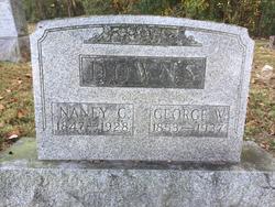 Nancy Clare <I>Newton</I> Downs