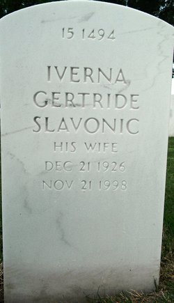 Iverna Gertrude Slavonic