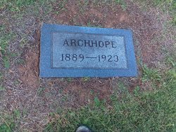 Archhope Moore
