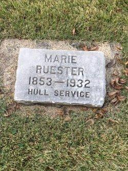 Marie Ruester