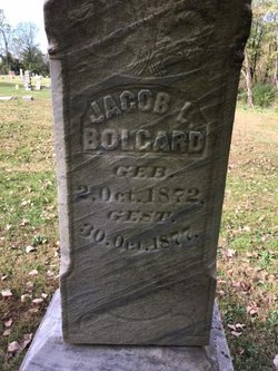 Jacob L. Bolgard